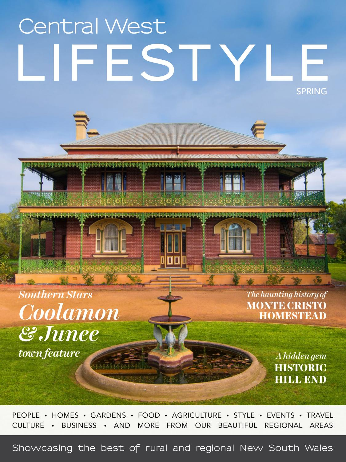 Central West Lifestyle Spring 2017 Preview - Issue 18 by Central ...
