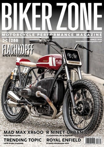 52bb1c2cb Biker zone n288 julio 2017 by Peter Ström - issuu