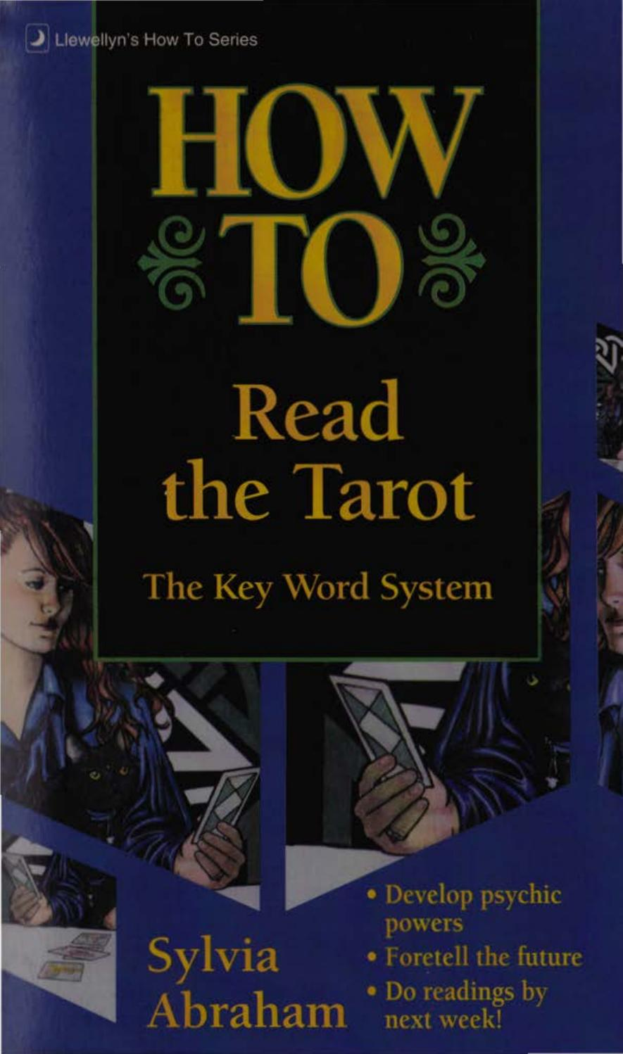Scribd download com abraham sylvia how to read the tarot by