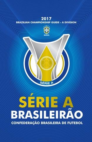 BRASILEIRÃO Serie a by Tiago Borges - issuu 0973aa7e6c336