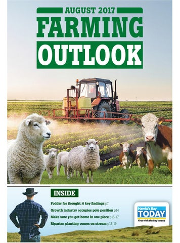 farming outlook august 2017 - nz herald, Invoice templates
