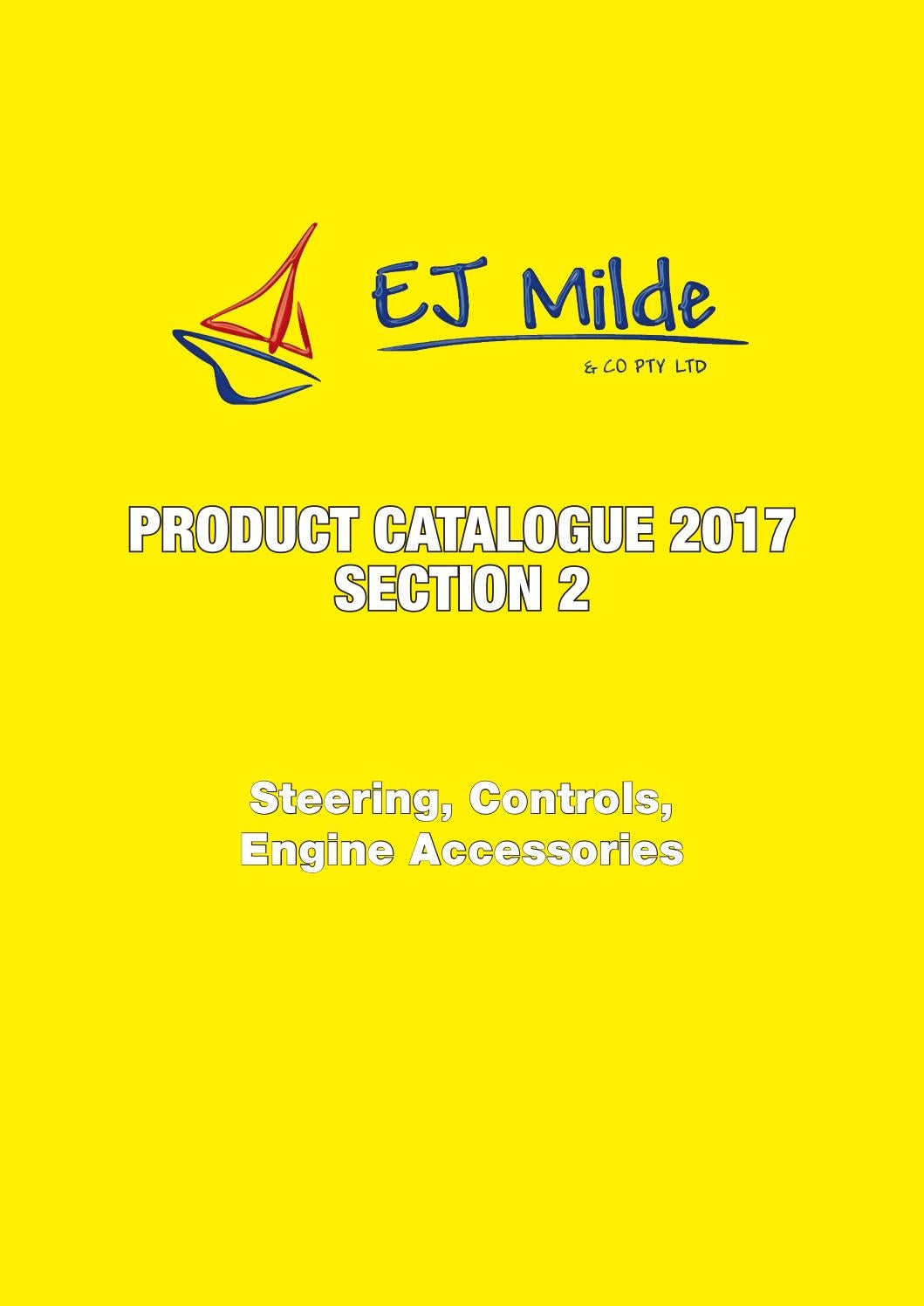 Ej Milde Product Catalogue 2017 Section 2 By Co Pty Ltd Honda Bf130 Wiring Diagram Issuu