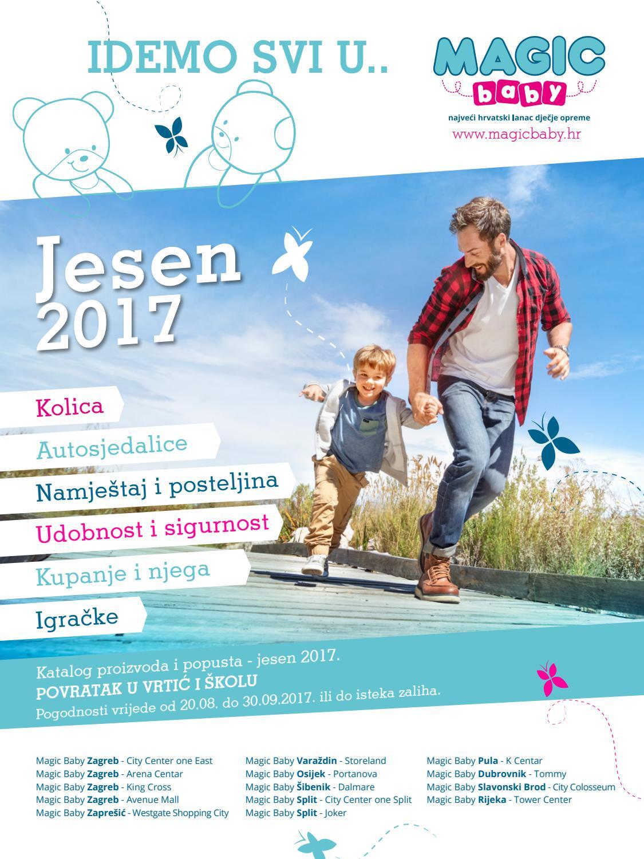 Magic Baby - katalog proizvoda i popusta - jesen 2017. by ...