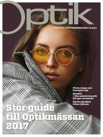 Optik 8 17 by OPTIK - issuu 5c66808e6185a