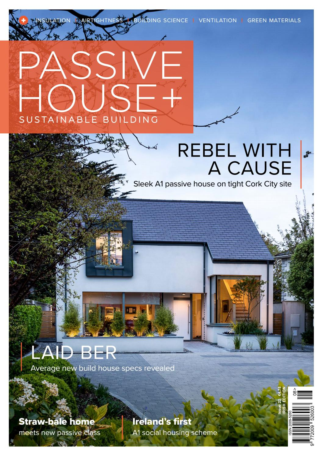 Passive House Plus Issue 22 Irish Edition By Average Cost Of Rewiring A 5 Bedroom Issuu