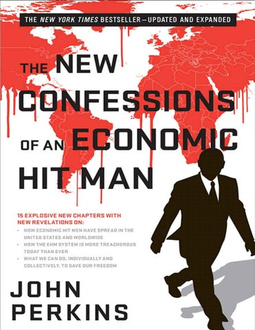 john perkins the new confessions of an economic hitman by local