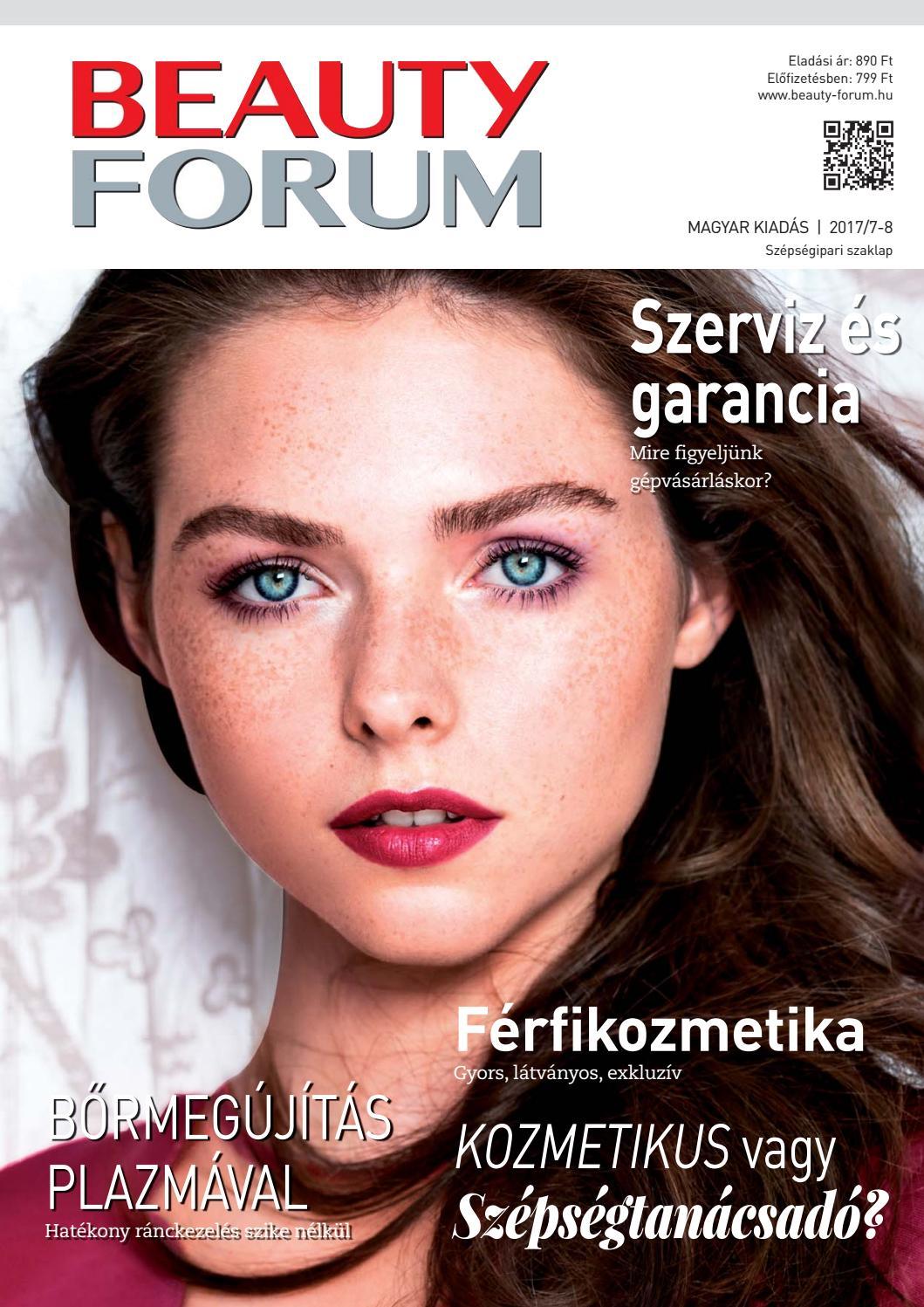 Oldaltérkép - Beauty Forum