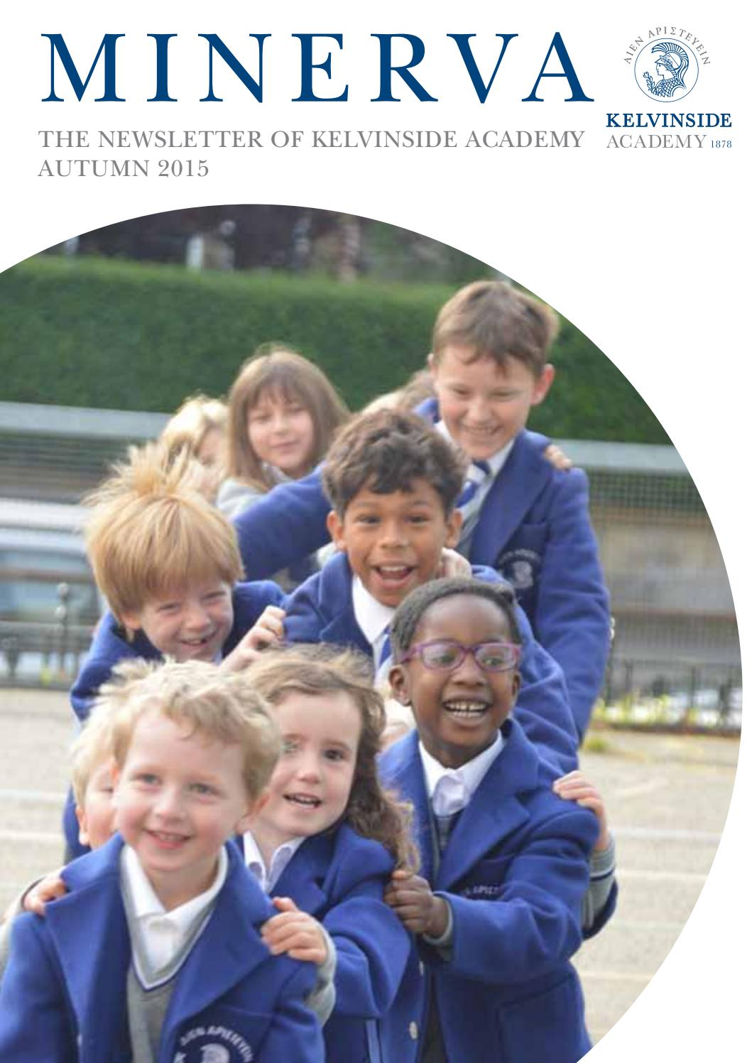 Minerva Autumn 2015 By Kelvinside Academy Issuu The gilliland investments company has been functioning successfully for 18 years now. minerva autumn 2015 by kelvinside