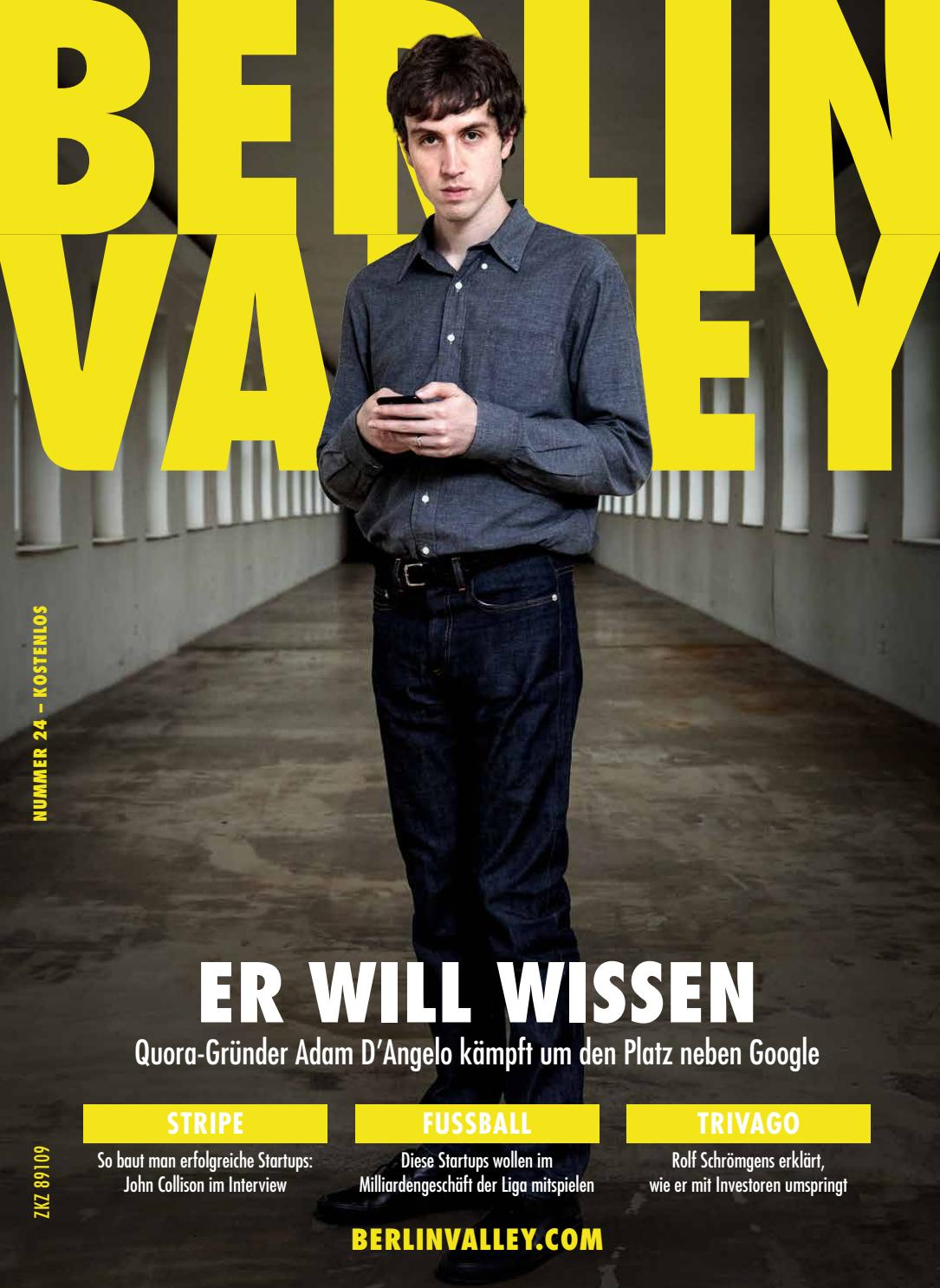Berlin Valley 24 August 2017 by NKF Media - issuu
