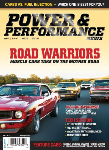 Power & Performance News Fall 2017 by Xceleration Media - issuu