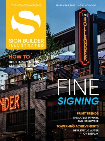 Sign Builder Illustrated Buyers Guide Winter/Spring 2015 by Sign ...