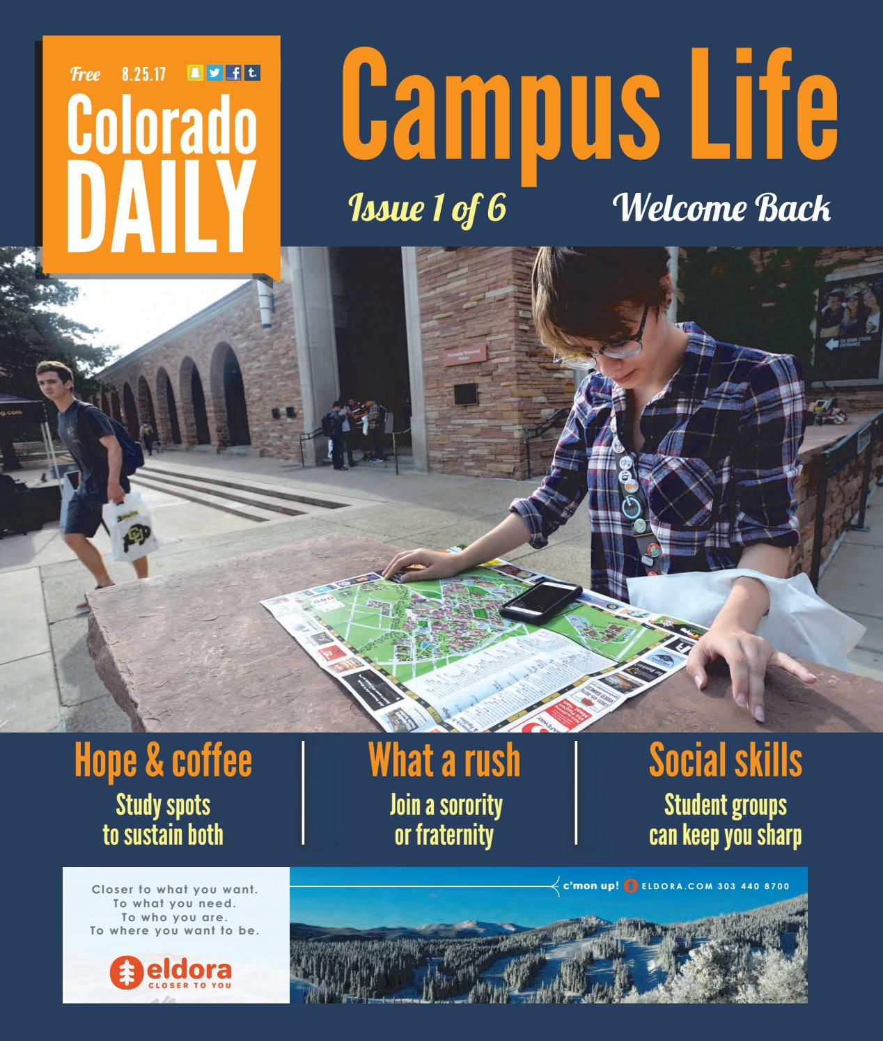 69d1b300ea Campus Life ~ Welcome Back 2017 Issue 1 by Prairie Mountain Media ...