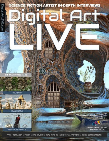 b434cc7ff5a Digital Art live Issue 21 by Digital Art Live - issuu