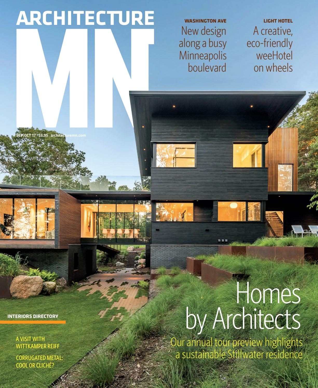 Architecture mn magazine by architecture mn issuu for D architecture magazine
