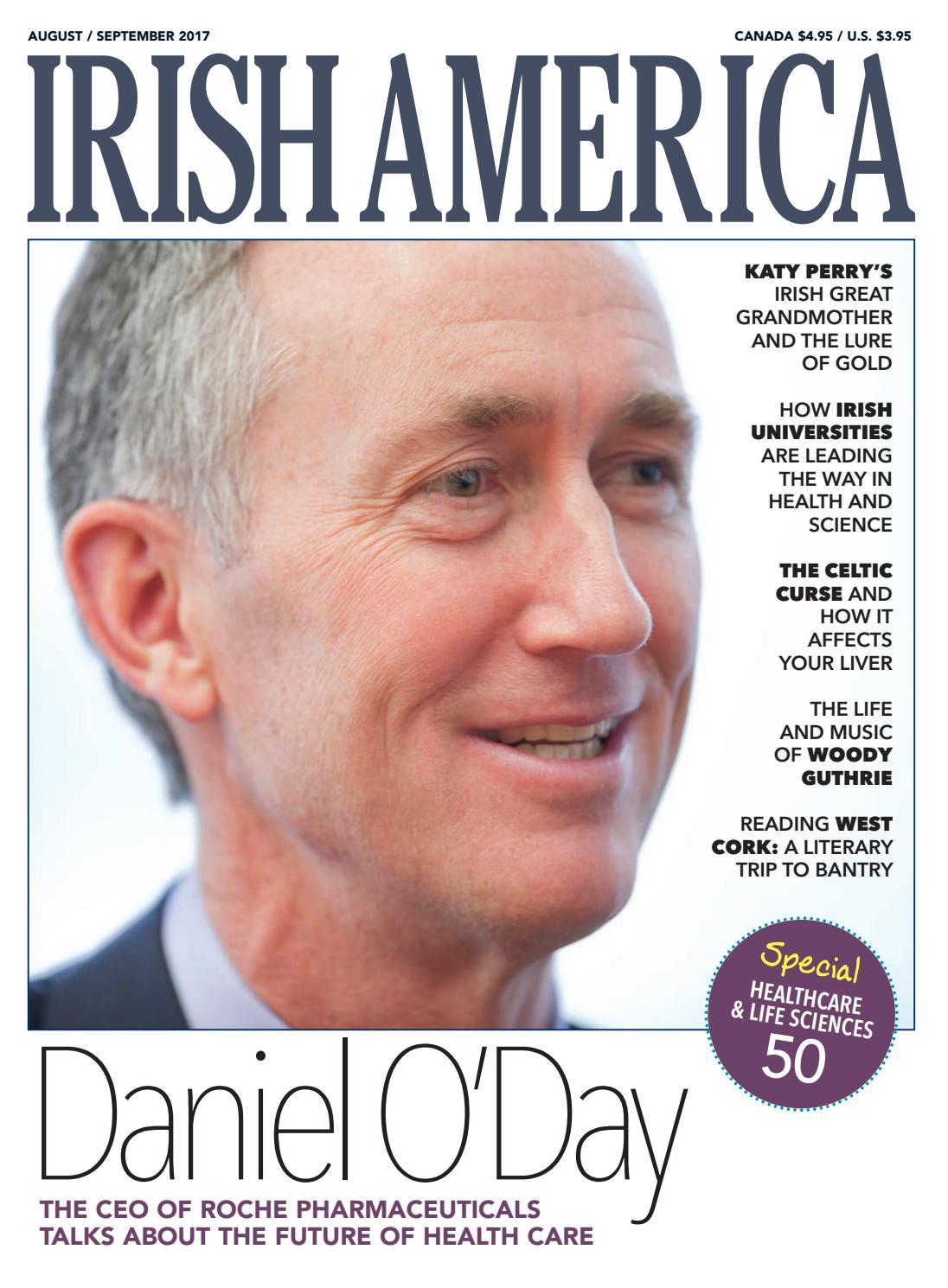 dfe2262f66c Irish America August   September 2017 by Irish America Magazine - issuu