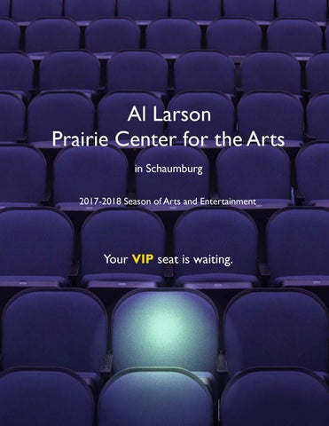 ded73ed89 Prairie Center 2017-18 Season Brochure