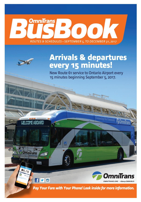 Omnitrans Bus Book, September 2017 by Omnitrans - issuu