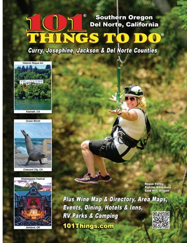 e8d335409d807e 101 Things To Do Southern Oregon Del Norte 2017 by 101 Things To Do ...
