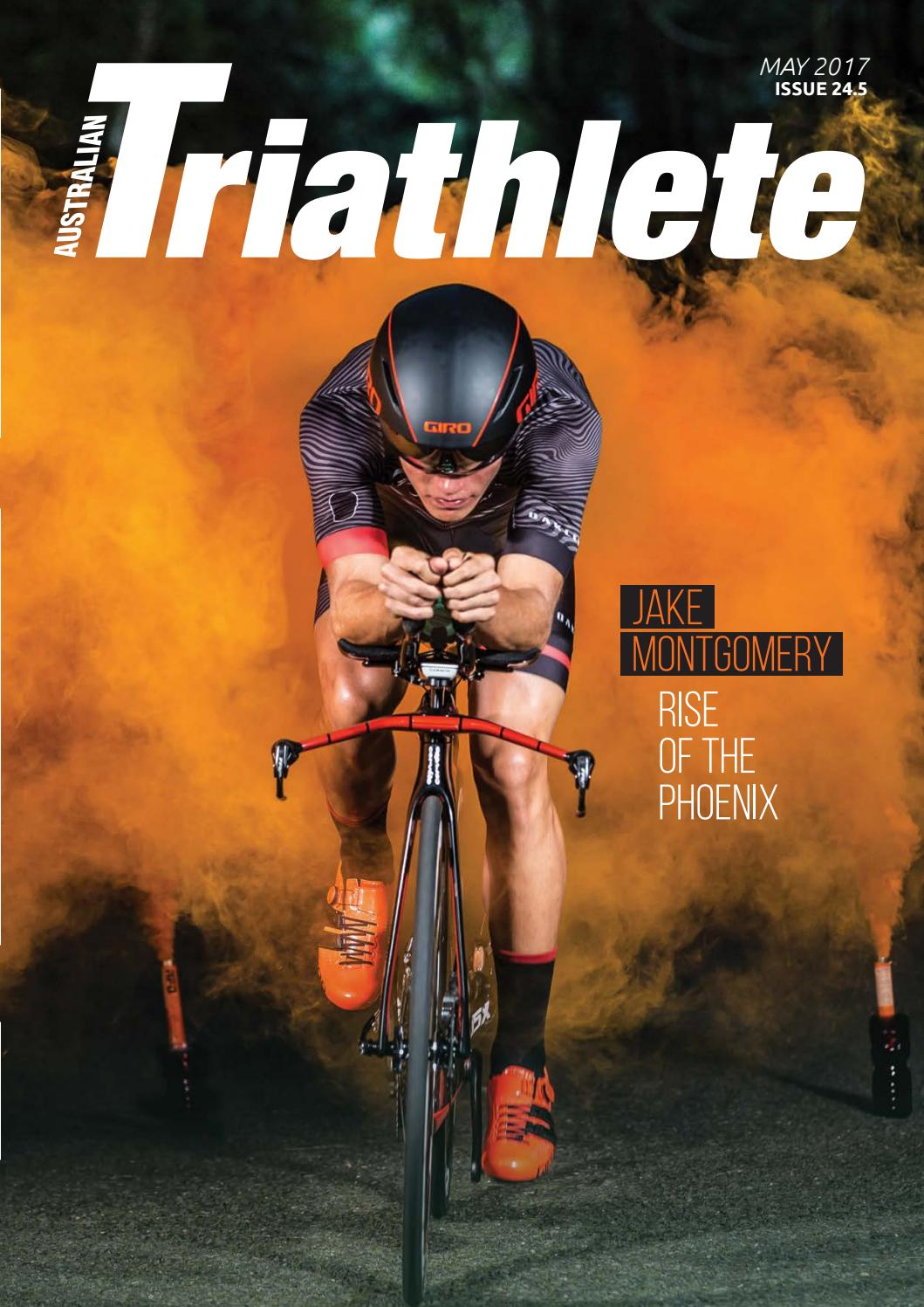 e113d70d Australian Triathlete June/July 2017 by Publicity Press - issuu