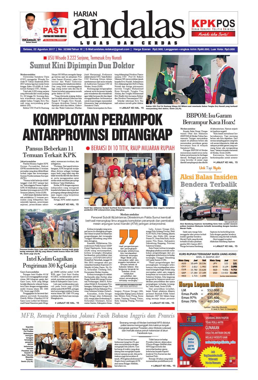 Epaper andalas edisi selasa 22 agustus 2017 by media andalas - issuu 26161a0d20