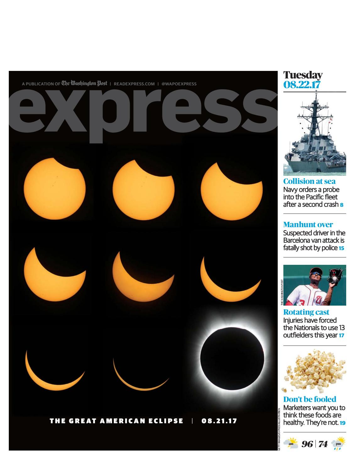 dae6e23886 EXPRESS 08222017 by Express - issuu