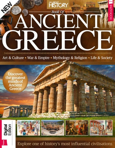 History books on ancient greece