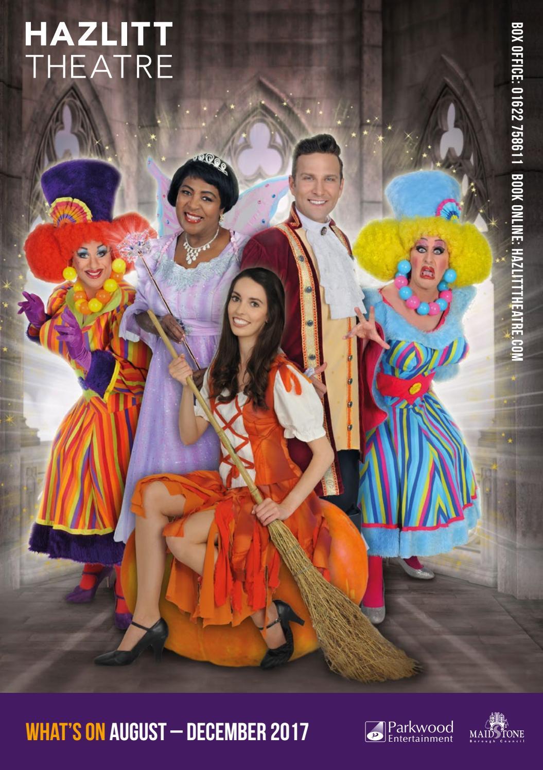 Francois Illas New Tradition: Hazlitt Theatre Winter Brochure September