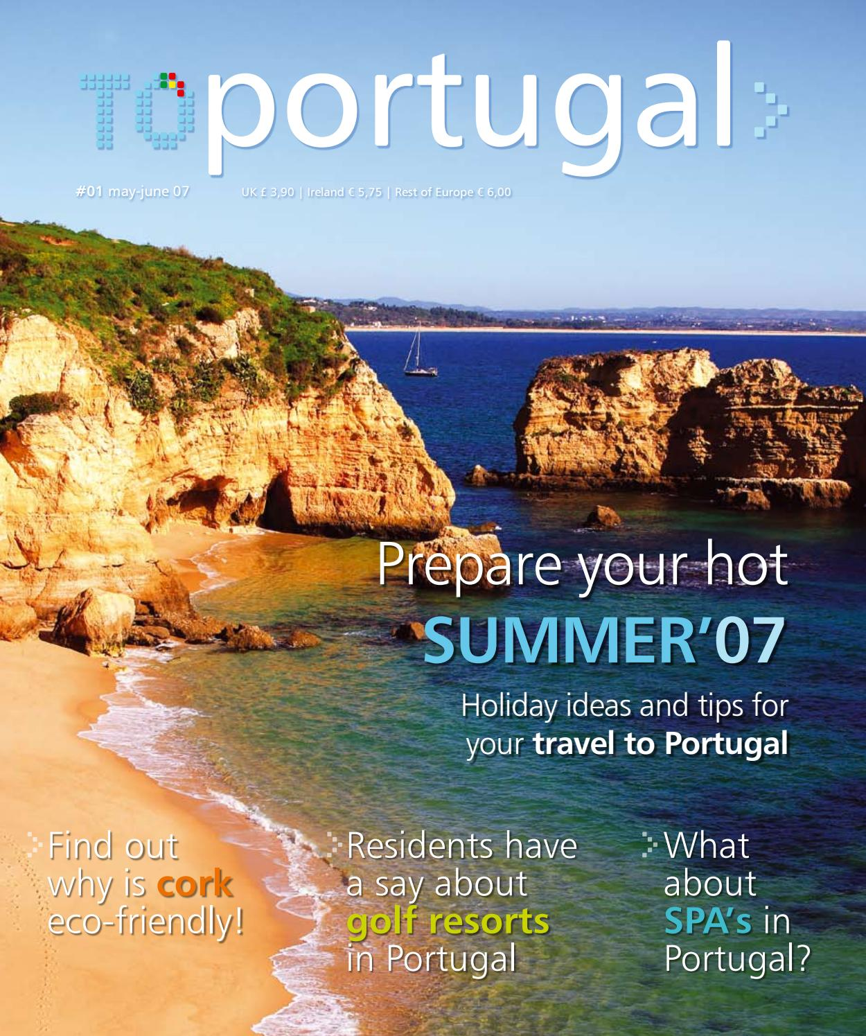 Toportugal Magazine 1 By Rui Cupido Issuu Pousadas Of Portugal Touring Unlimited Estrelas
