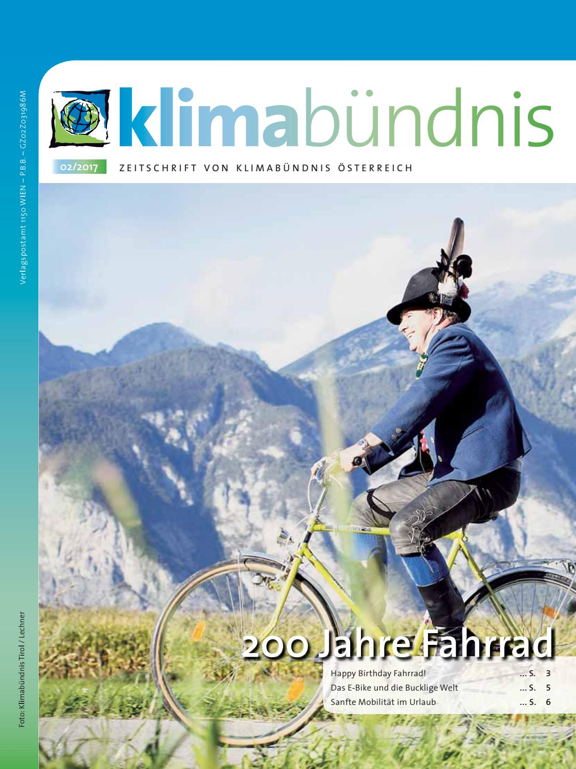 klimab ndnis zeitschrift 200 jahre fahrrad by klimabuendnis sterreich issuu. Black Bedroom Furniture Sets. Home Design Ideas