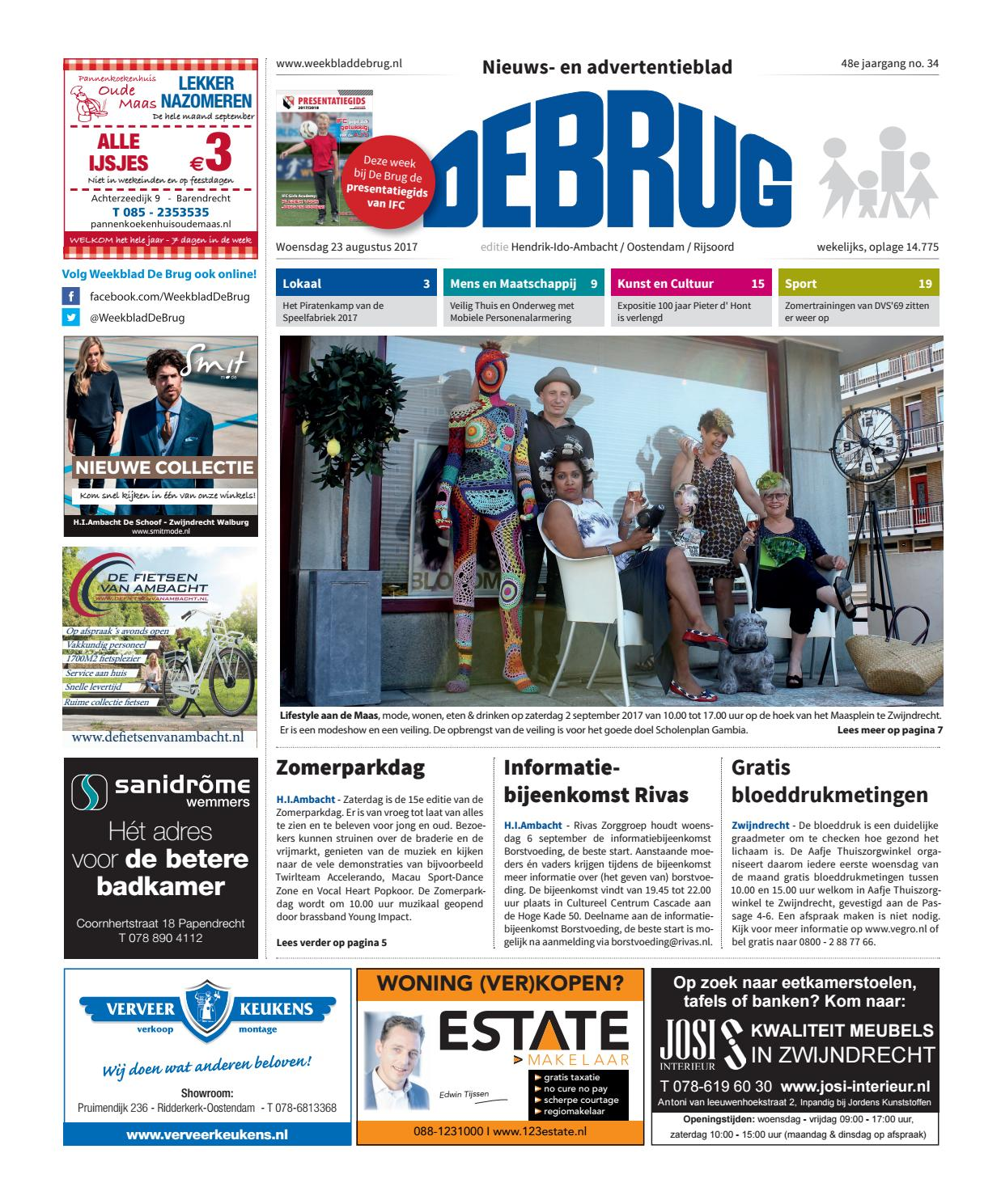 Hendrik 34 Weekblad Week Ido De AmbachtBy Brug 2017editie bf7yY6g