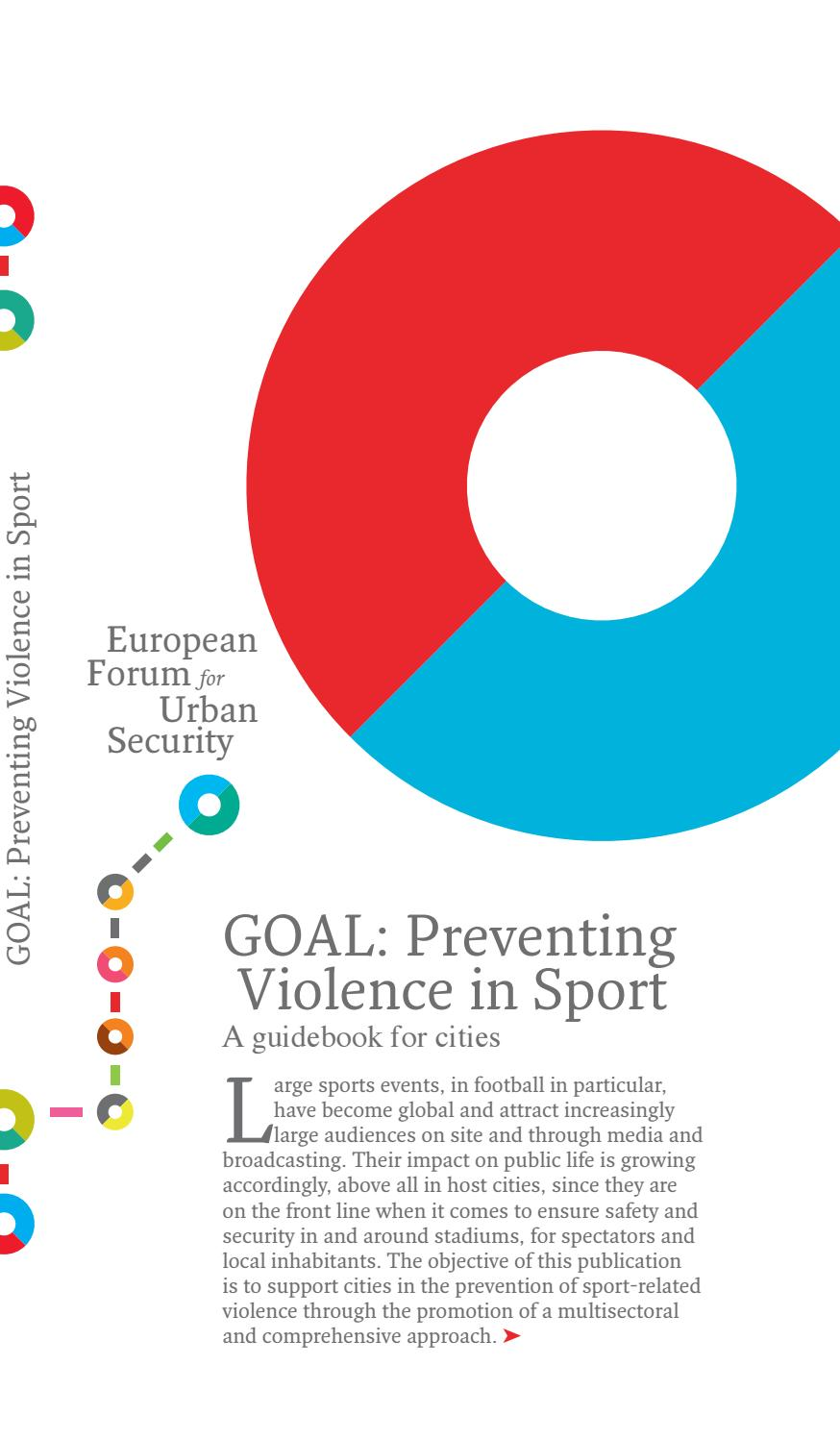 Goal: Preventing Violence in Sport by Efus - issuu