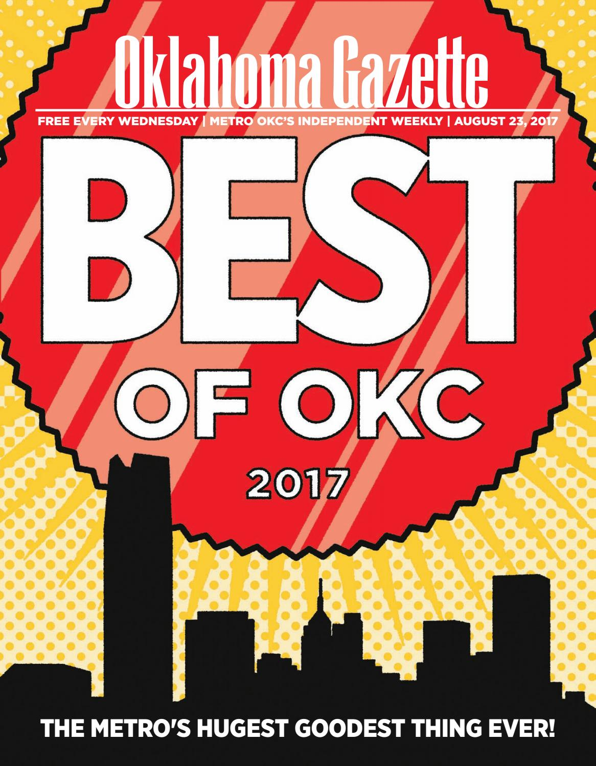 Best of OKC 2017 by Oklahoma Gazette - issuu