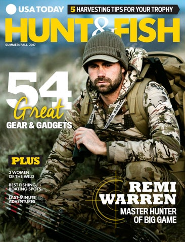 123b2615598 HUNT & FISH by STUDIO Gannett - issuu