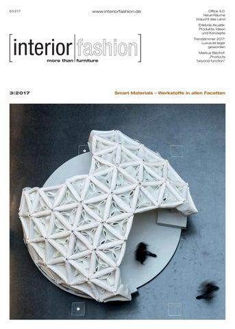 Interiorfashion 3|2017 By InteriorFashion   Issuu