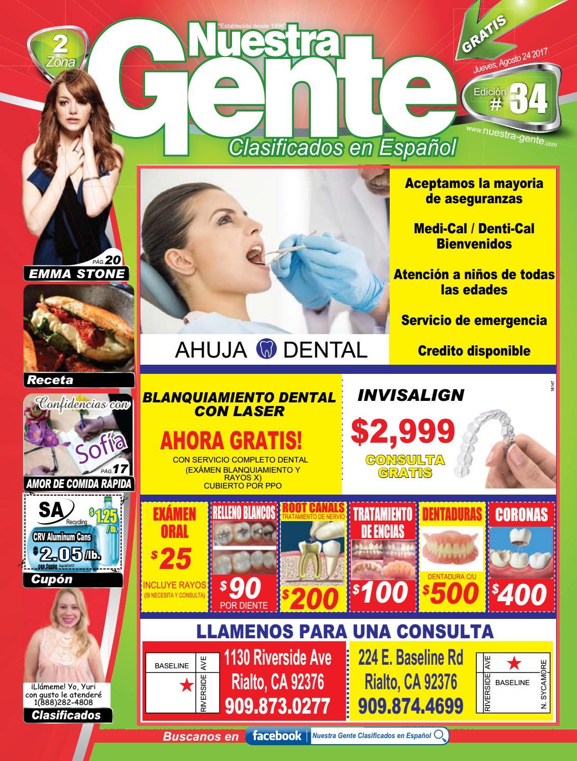 Nuestra Gente 2017 Edicion 34 Zona 2 by Nuestra Gente - issuu
