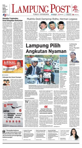 Lampung Post Rabu 23 Agustus 2017 By Lampung Post Issuu
