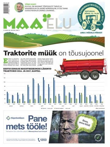 2dfa329a550 Maa Elu, 24. august 2017 by AS Eesti Meedia - issuu