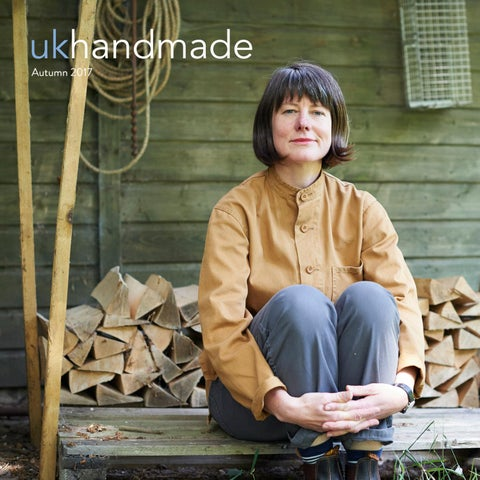 UK Handmade Magazine Autumn 2017