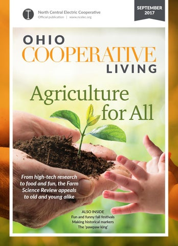 Ohio cooperative living sept 2017 north central by Ohio Cooperative