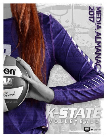 01bae7941a14 2017 K-State Volleyball Media Almanac by K-State Athletics - issuu