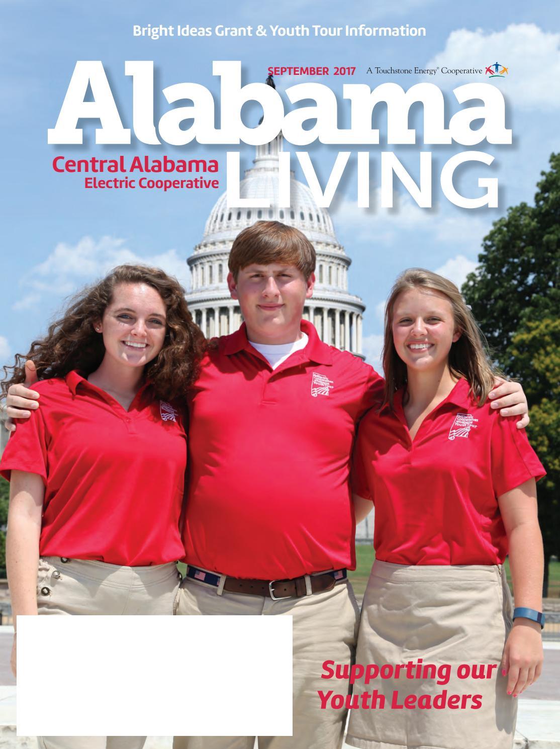 September 2017 Central Alabama By Alabama Living Issuu