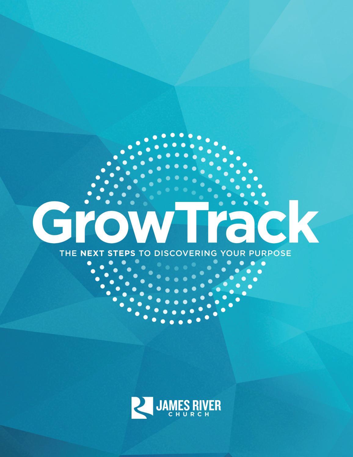 Jrcgrow Track Manual By James River Church Issuu