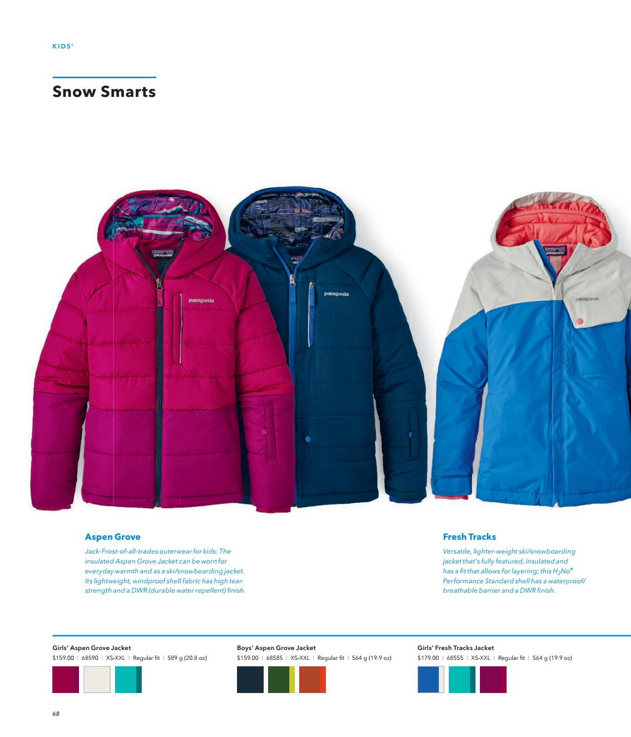 e3ec123a6 Patagonia Catalog Fall 2017 (U.S.) by Patagonia - The Cleanest Line ...