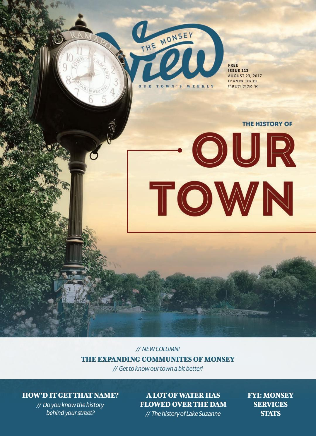 Issue 112 by The Monsey View - issuu