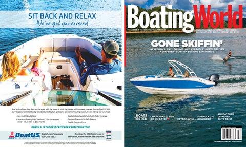 Sept/Oct 2017 – Boating World Magazine by Duncan McIntosh Company