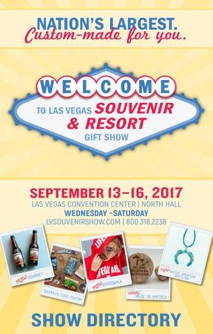 29b36c4e6e9 Las Vegas Souvenir & Resort Gift Show 2017 by PubMan, Inc. - issuu