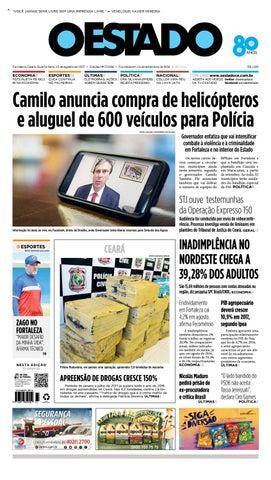 d8a21872a 23 08 2017 -Edição 23095 by Jornal O Estado (Ceará) - issuu