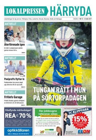 brand new ac9bb 9e0a4 Lp härryda nr 13 23 aug 2017 by Lokalpressen - issuu