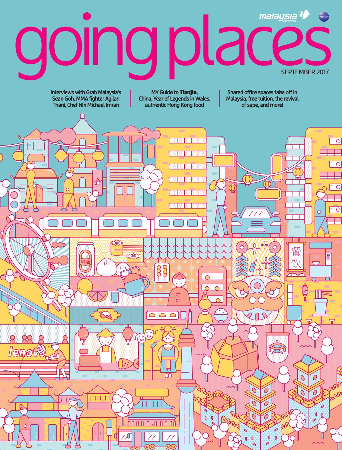 Going Places September 2017 by Spafax Malaysia - issuu