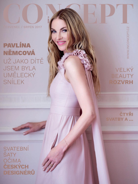 inCONCEPT ČERVENEC   SRPEN 2017 by inCONCEPT magazine - issuu 03c93711e1